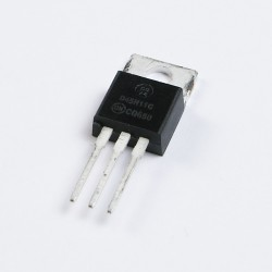 D45H11 PNP power transistor.