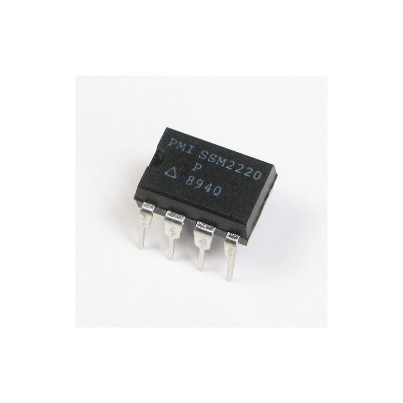 SSM2220 PNP dual transistor matched pair