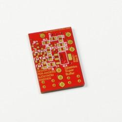 SSB01 Sjöström Super Buffer, red version