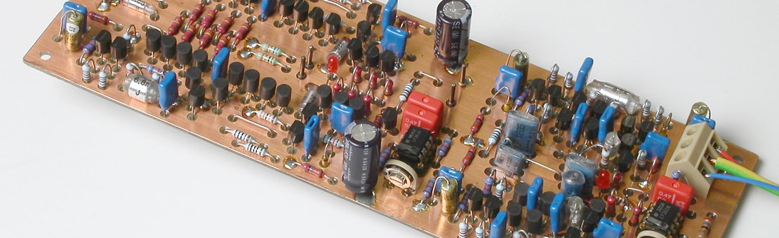 QSXM2 RIAA amplifier prototype